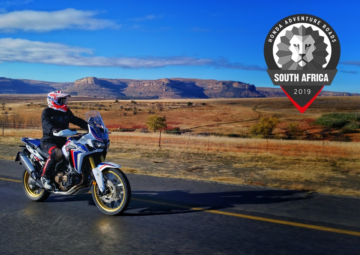Honda Adventure Roads 2019 : le road trip ultime