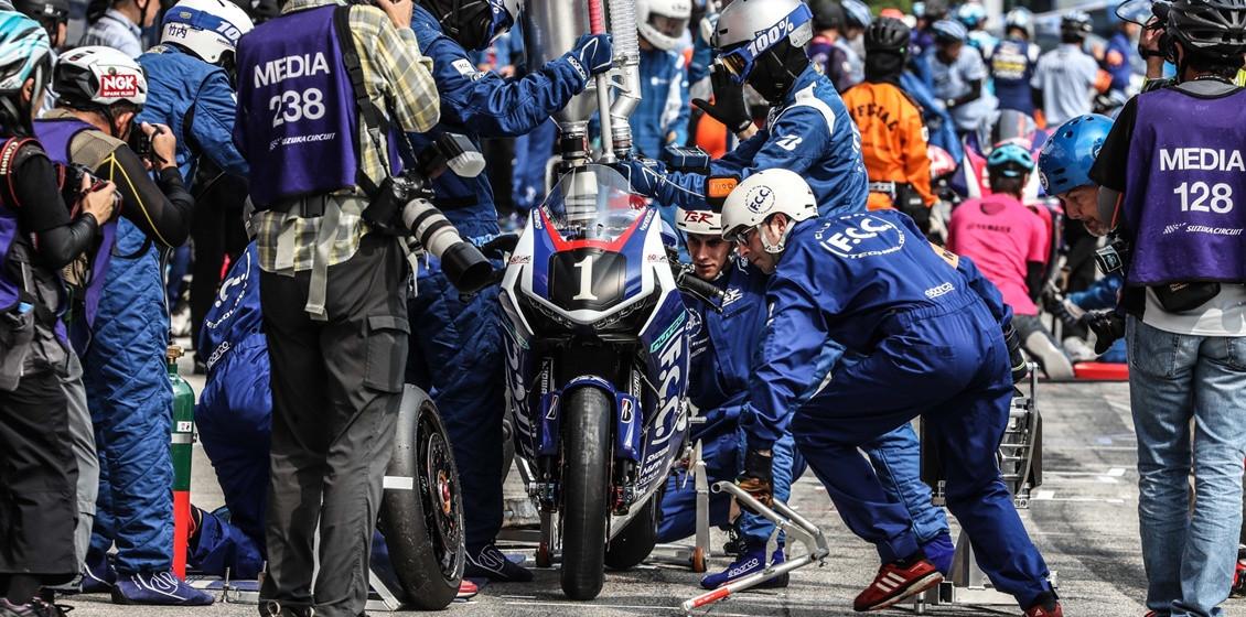 F.C.C. TSR Honda France : vice-champion du monde d'Endurance FIM-EWC 2018-2019